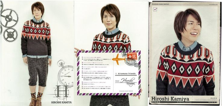 Hiroshi Kamiya – 500 photos