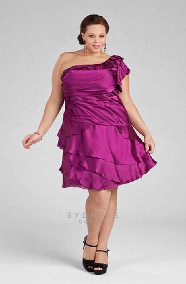 Mejores 104 imágenes de Plus size Prom Dresses en Pinterest | Trajes ...