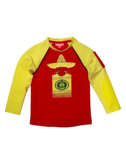 Chilli Pepper Rash Vest by Sunuva at Gilt $42 --> $8-20% size 9/10