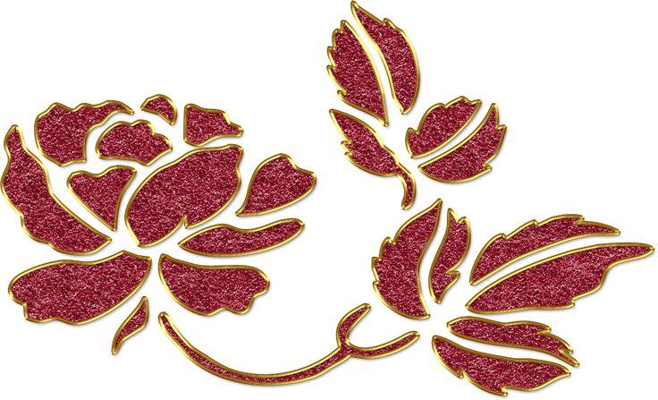 Criando Ideias Legais: Rosas - PNG