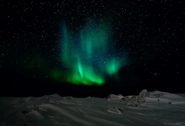 Northern Lights...saw this in Smither, BC  AWESOME