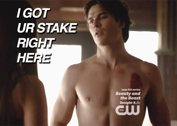 """The Vampire Diaries """"The Rager"""" Review: Keg Stand and Deliver (PHOTO RECAP) - News - TV.com"""