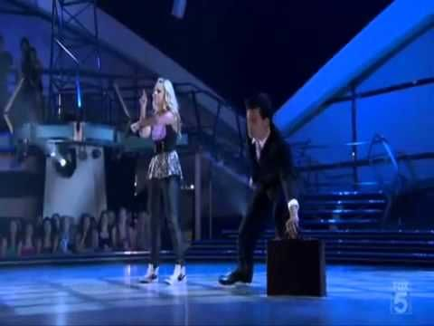 """So You Think You Can Dance Season 4 - Mark and Chelsie - """"Bleeding Love"""" (this dance made my love for SYTYCD official)"""
