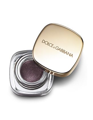 Perfect Mono Cream Eye Colour | Dolce & Gabbana Beauty  A cashmere cream eye shadow helps to play down silver into something more day wear