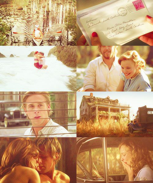 The Notebook. Allie and Noah. My sweet Noah is named after this show as was our precious Alyssa (We would have called her Allie)
