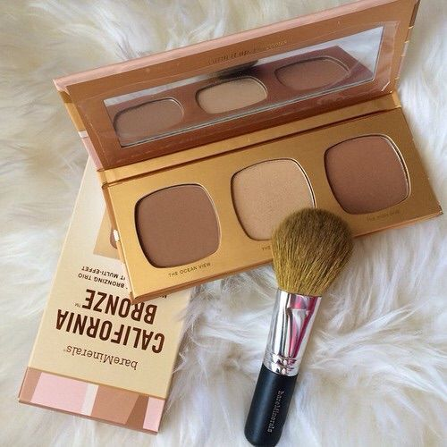 Bare minerals California bronze