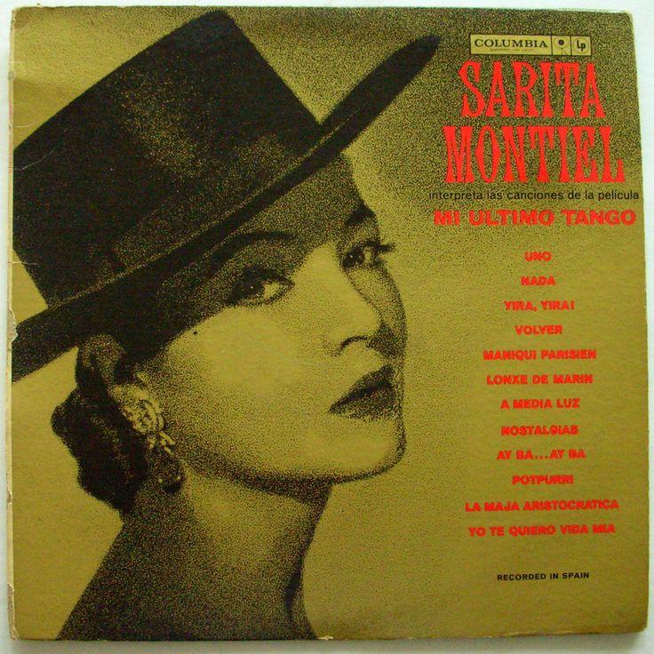 SARITA MONTIEL Interpreta las Canciones de la Pelicula MI ULTIMO TANGO #LatinPop