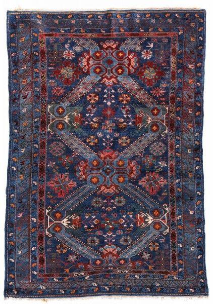 *Caucasian Seichur ca. 183 x 134 cm, end 19th century. Estimate 1.000 - 1.600 EUR