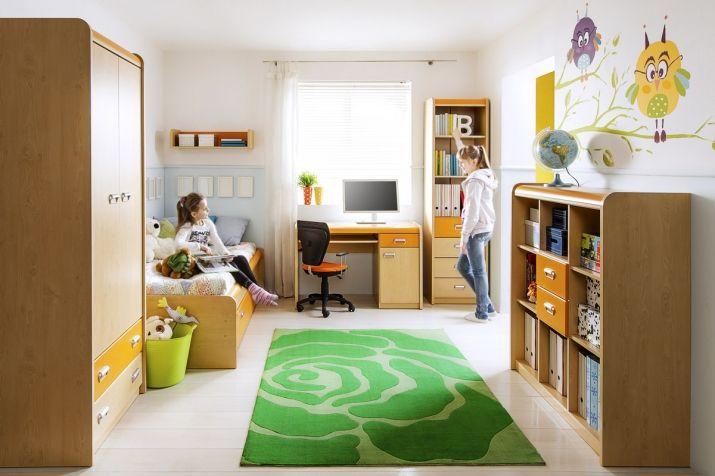 Pokój młodzieżowy z meblami z kolekcji APLI. Meble dostępne w salonach Forte między innymi w Warszawie. Aby znaleźć dokładną lokalizację skorzystaj z wyszukiwarki http://www.forte.com.pl/salony-meblowe/mapa/miejscowosc/warszawa-woj-mazowieckie