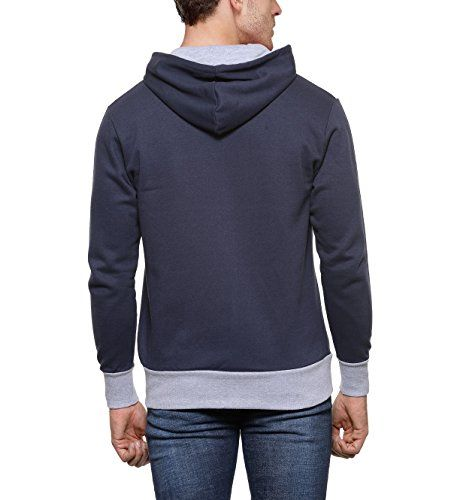 AWG Men's Cotton Multi-colour Hoodie Sweatshirt with Zip | Clothing and Accessories Men Sweatshirts and Hoodies | Best news and deals!