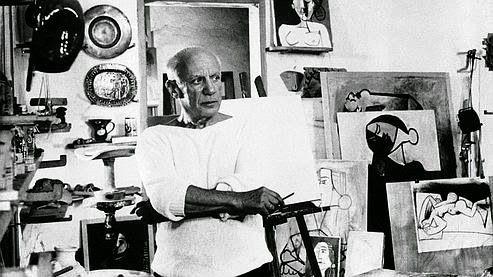 Rena's grafida: ΒΙΒΛΙΟ: MeMyselfandI: Photo Portraits of Picasso