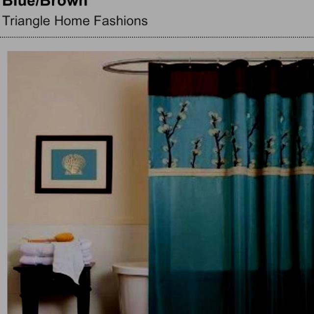 Blue and brown tan bathroom dream house ideas pinterest for Blue and tan bathroom ideas