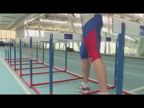 How To Train For Hurdles. Going to need this.