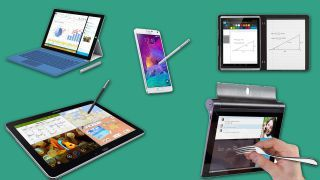 Top tablets for note-taking #used #tablet #pc http://tablet.remmont.com/top-tablets-for-note-taking-used-tablet-pc/  TechRadar pro Top tablets for note-taking Even though the keyboard serves as a useful text input tool, students and business professionals know there are instances in which a handwritten note or a simple drawing best captures an idea or conveys a thought. From the lecture hall to the boardroom, tablets offer a versatile medium to […]