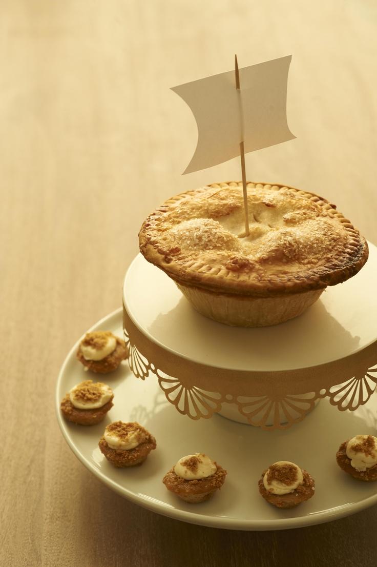 Mayflower Cake Recipe