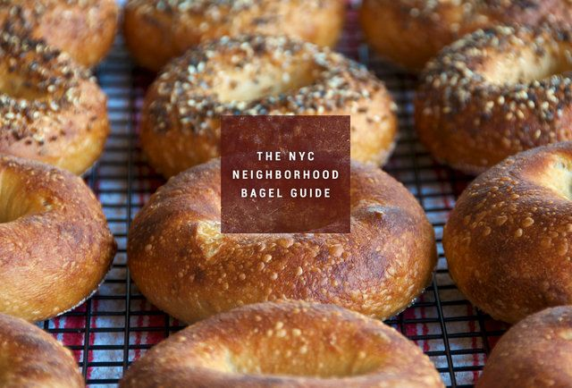 The Best Bagel Shops in NYC, Sorted by Neighborhood