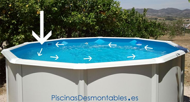 32 best images about montaje piscinas on pinterest for Montar piscina desmontable