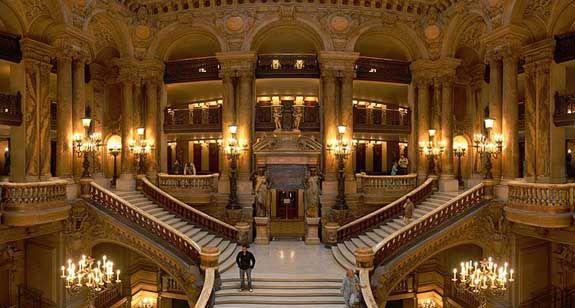 Paris - Palais Garnier Opera