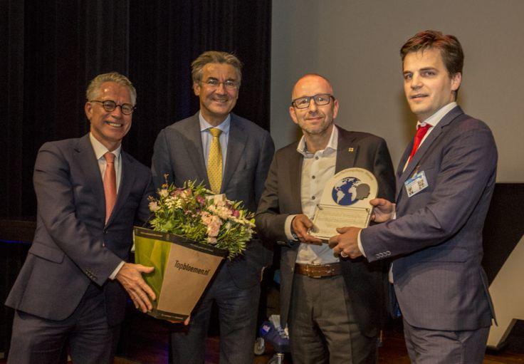 Duurzaamheidsprijs Wonen 2016 categorie Bouwen voor Klaassen Groep
