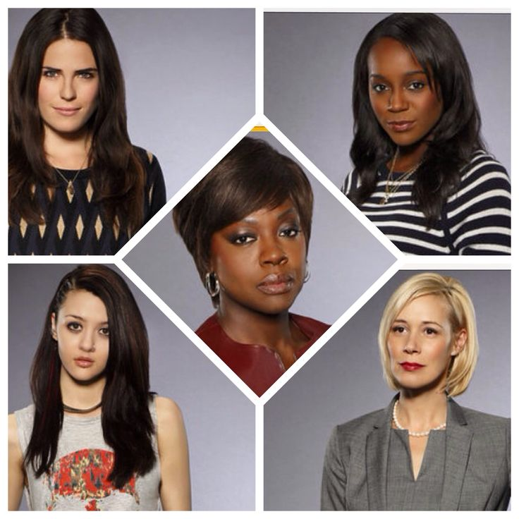 How to get away with murder- so many women on the show & they mostly show Connor banging his bf all the time :/