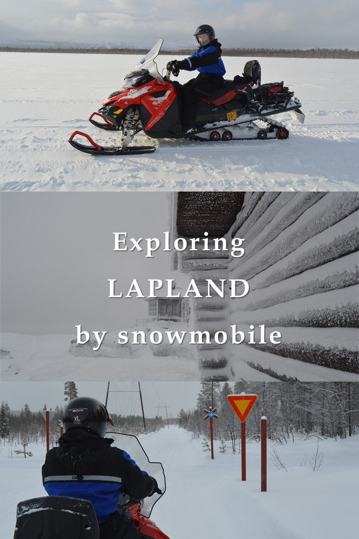 This wasn't our first time in Levi, but there is always something new to do. This time, we explored Kumputunturi by snowmobile! Read More ...