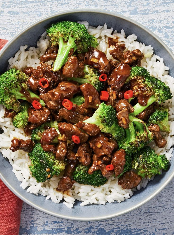 Teriyaki Beef And Broccoli Recipe Hellofresh Recipe Hello Fresh Recipes Beef Bowl Recipe Teriyaki Beef