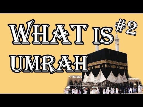 What is Umrah? ✔️ ~IN ENGLISH HD~ 2017 - YouTube