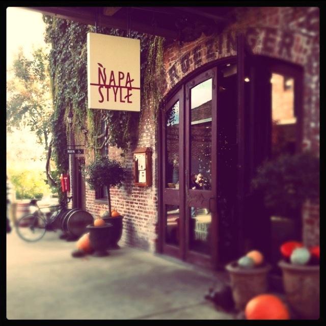 Napa Style in Yountville, CA - Instagram