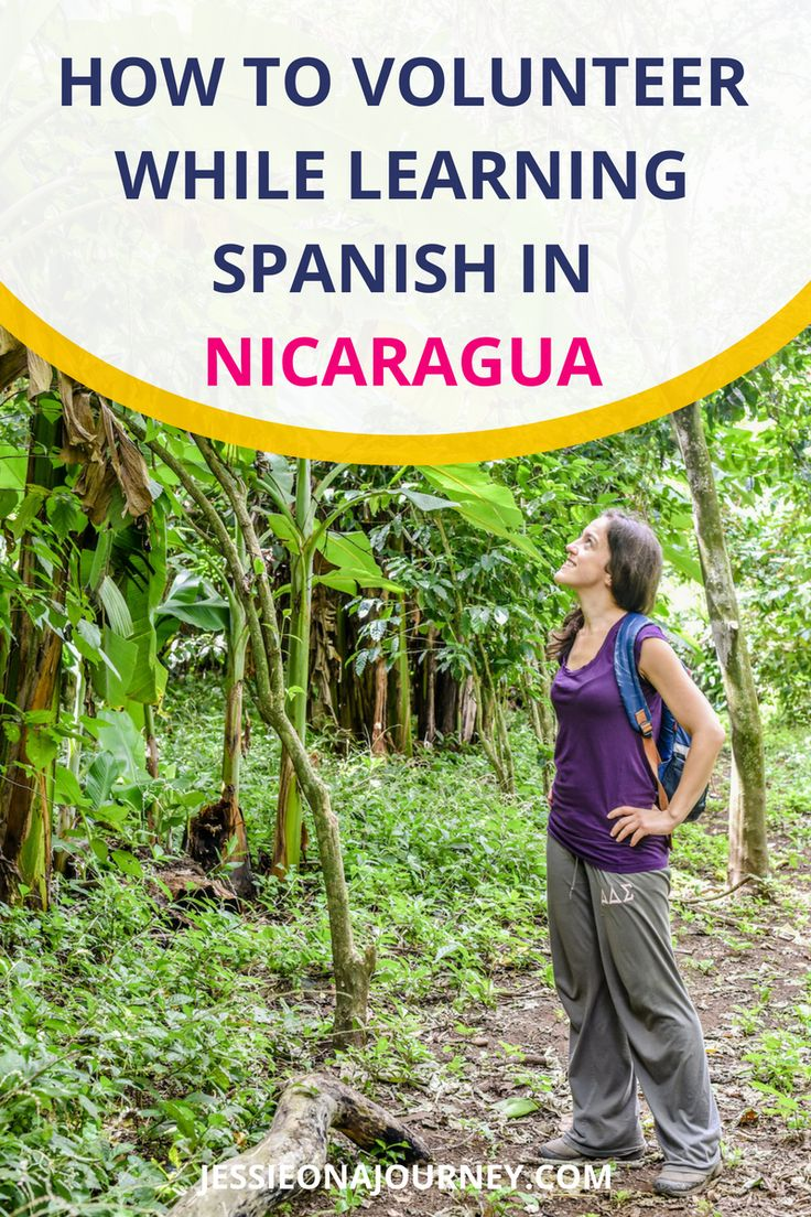 Spanish Schools In Nicaragua | Where To Learn A Language + VolunteerSpanish Schools In Nicaragua | Where To Learn A Language + Volunteer