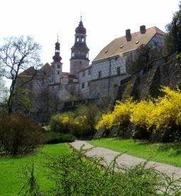 Yes: Visit the castle in Nachod, Czech Republic