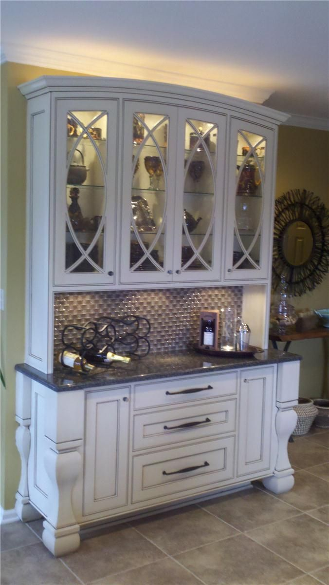 1000 Ideas About Refinished China Cabinet On Pinterest