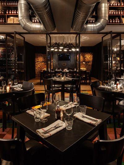 Julius Bar  Grill | Restaurants | New Hotspot | Amsterdam