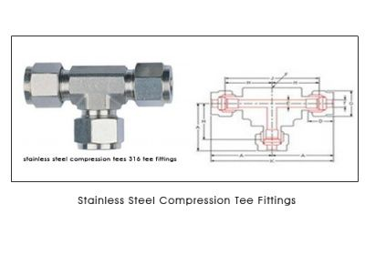 #StainlessSteelCompression  #TeeFittings   #StainlessSteelCompressionTeeFittings   Our customers can avail from us an excellent quality range of Stainless Steel Tee Fittings. These fittings are available in various sizes and specifications. Known for their high tensile & mechanical strength, these are available in various dimensional specifications thus meeting the various requirements of our clients.