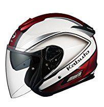 オージーケーカブト(OGK KABUTO)バイクヘルメット ジェット ASAGI CLEGANT (クレガント) パールホワイト (サイズ:M)