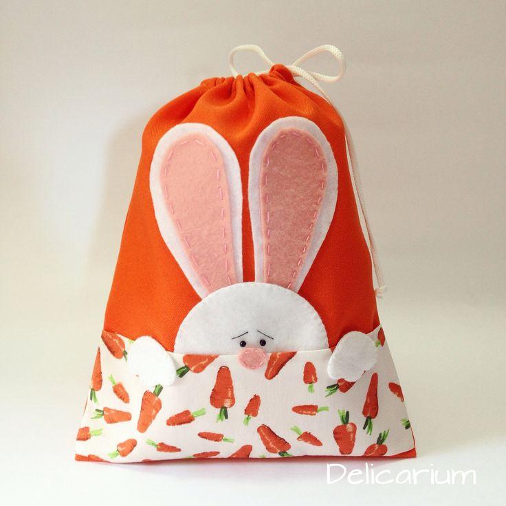 Embalagem Coelhinho - Para mais informações sobre o produto: Click → http://ateliedelicarium.blogspot.com.br/