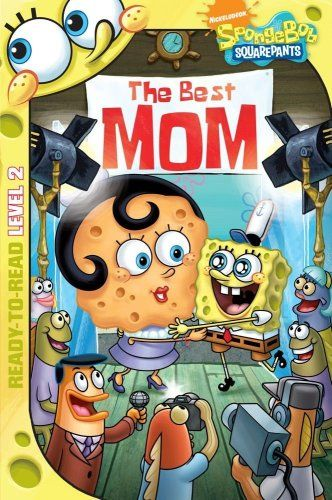 The Best Mom (SpongeBob SquarePants) @ niftywarehouse.com #NiftyWarehouse #Spongebob #SpongebobSquarepants #Cartoon #TV #Show