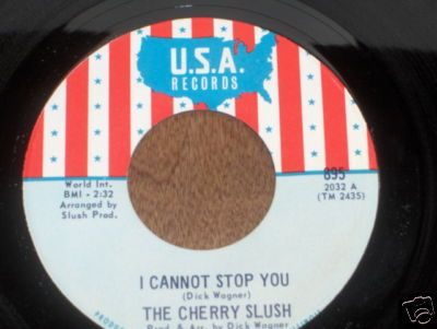 the cherry slush - i cannot stop you / don't walk away