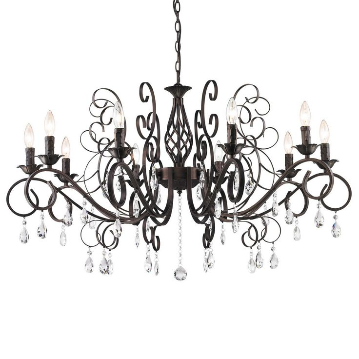 Dollhouse Miniatures Fort Worth Tx: 1000+ Ideas About Wrought Iron Chandeliers On Pinterest