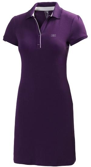 Helly Hansen W Polo Breeze -mekko (60,00 €)  #HellyHansen #dress #purple