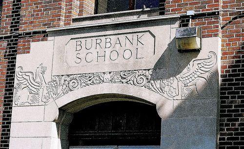 Burbank Elementary School Detroit Michigan Detroit