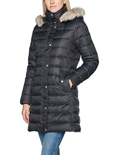 Tommy hilfiger tyra down coat abrigo para mujer