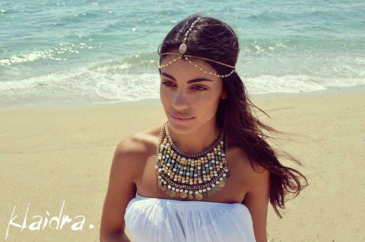 #klaidra #handmade #jewelry #designers #ss14 #photoshoot #gypsy #bohemian #feathers #summer #bohosummer #bohochic #gypset #gypsylife #hippie #greekdesigners #klaidrajewelry