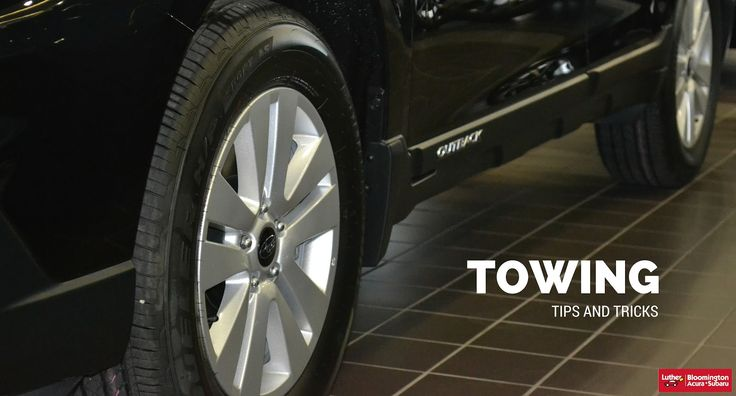Towing with the 2016 Subaru Outback | Luther Bloomington Subaru. How to tow something with an SUV. 2016 Outback. Subaru dealership MN. Minnesota.
