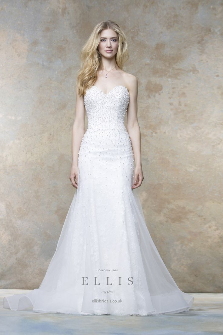 Ellis Bridals 2016 Wedding Dresses Magnolia Bridal Collection itakeyou.co.uk #weddinggown #weddingdresses