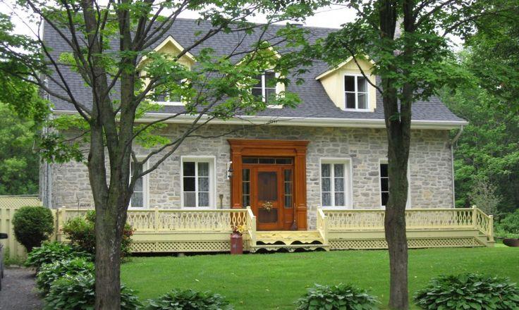 Belle maison ancestrale sur la route marie victorin fait partie de la municipalit de ste croix - Canada maison a vendre ...