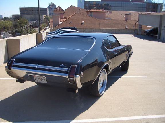 Spencerboi's 1969 Oldsmobile Cutlass Supreme