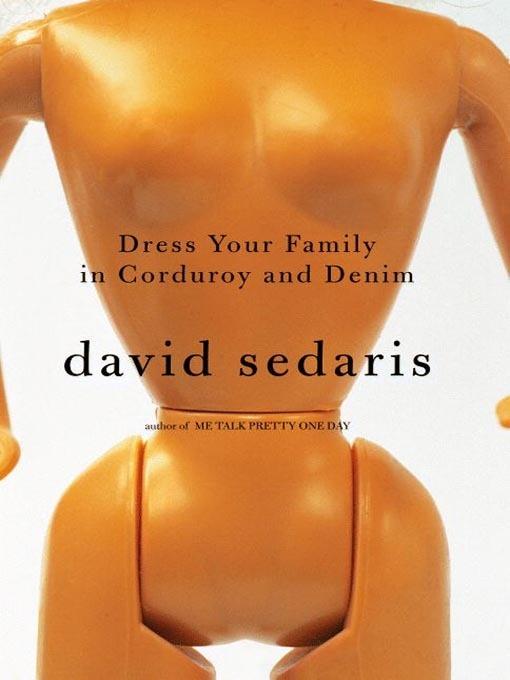 David Sedaris.  Cracks me up every time :)