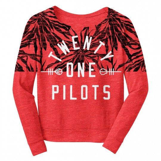 Twenty One Pilots - Crewneck Sweatshirt