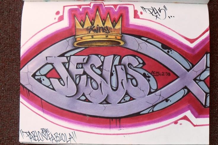 40 Best Graffitis De Jesús Images On Pinterest
