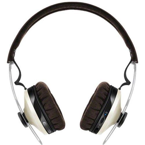 Sennheiser - HD1 Wireless On-Ear Noise Canceling Headphones - Ivory